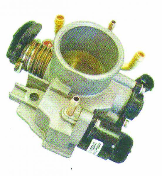 Фото №14 - дроссельный узел ВАЗ 2110 8 клапанов